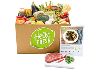 Classic Box | Weekly Food Delivery | HelloFresh